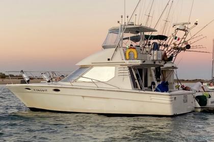 EVADER Algarve pesca