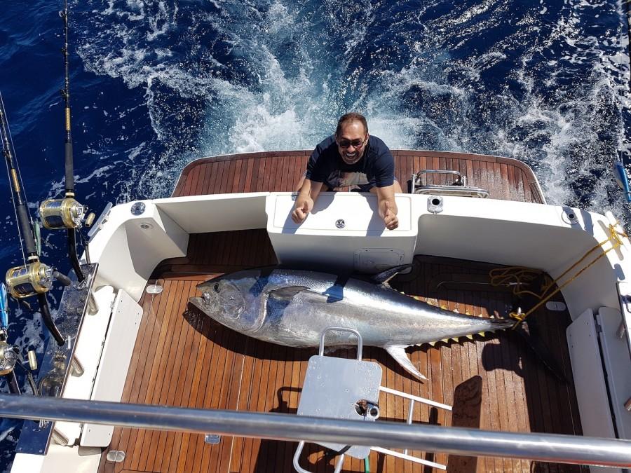 Charter de pesca Explorer