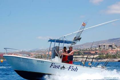 Charter de pesca Fast Fish