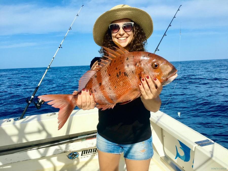 Charter de pesca Fish On