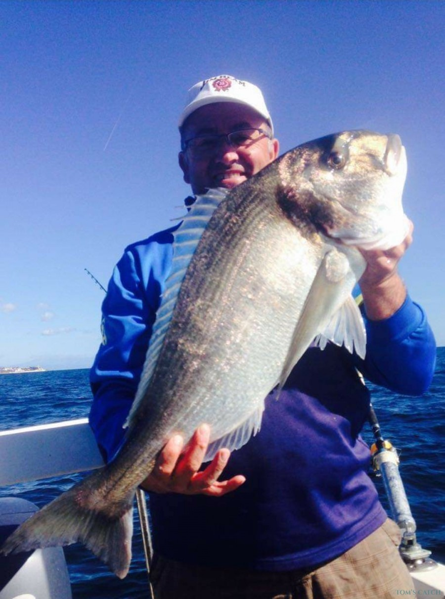 Charter de pesca Frana
