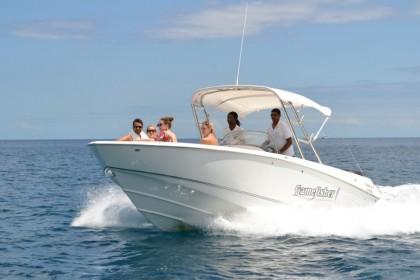 GameFisher 1 Isla de Mauricio pesca