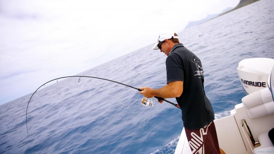 Charter de pesca GameFisher 1