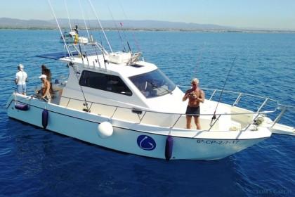 Charter de pesca Garrote