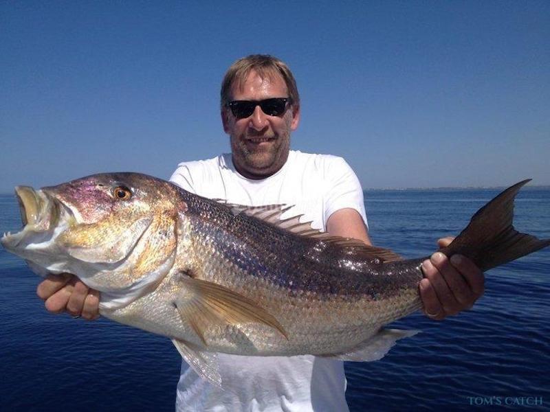 Charter de pesca Geppe Primo