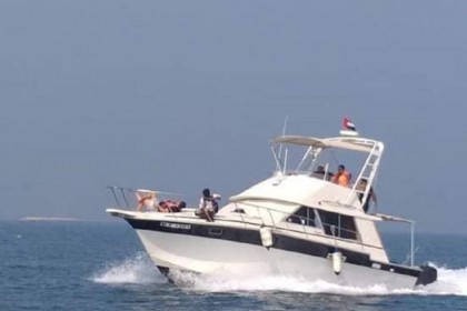 Halya Dubái pesca