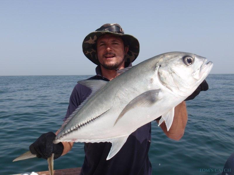 Charter de pesca Hassan