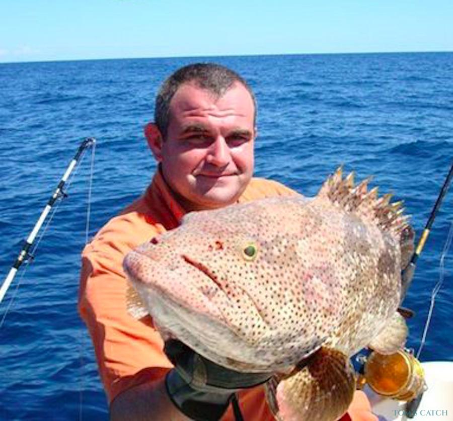 Charter de pesca Jessica