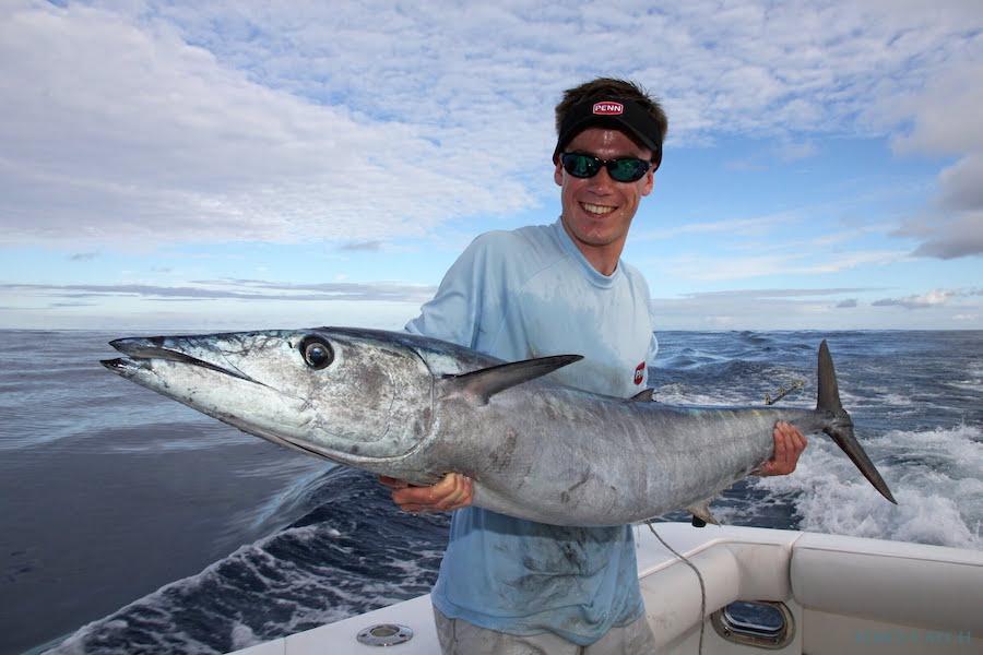 Charter de pesca Jigging in Mauritius