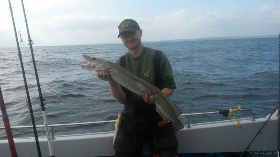 Charter de pesca John Boy