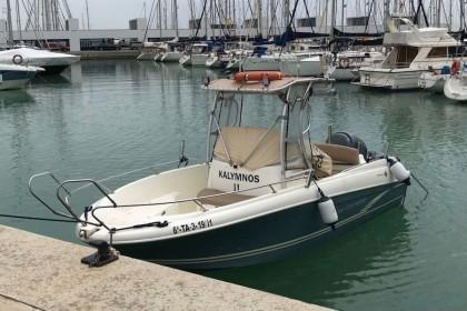 Kalymnos Tarragona pesca