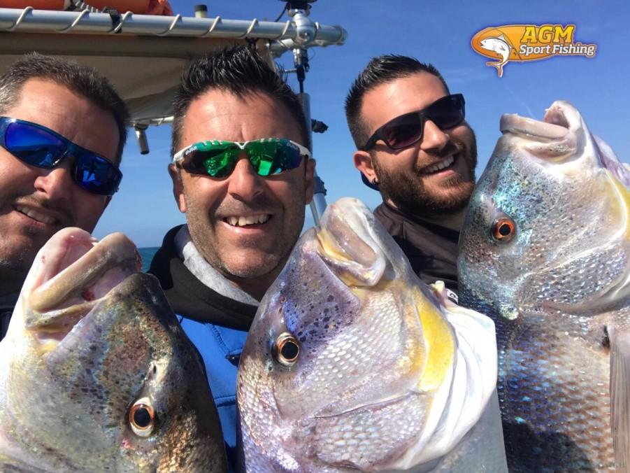Charter de pesca Kalymnos