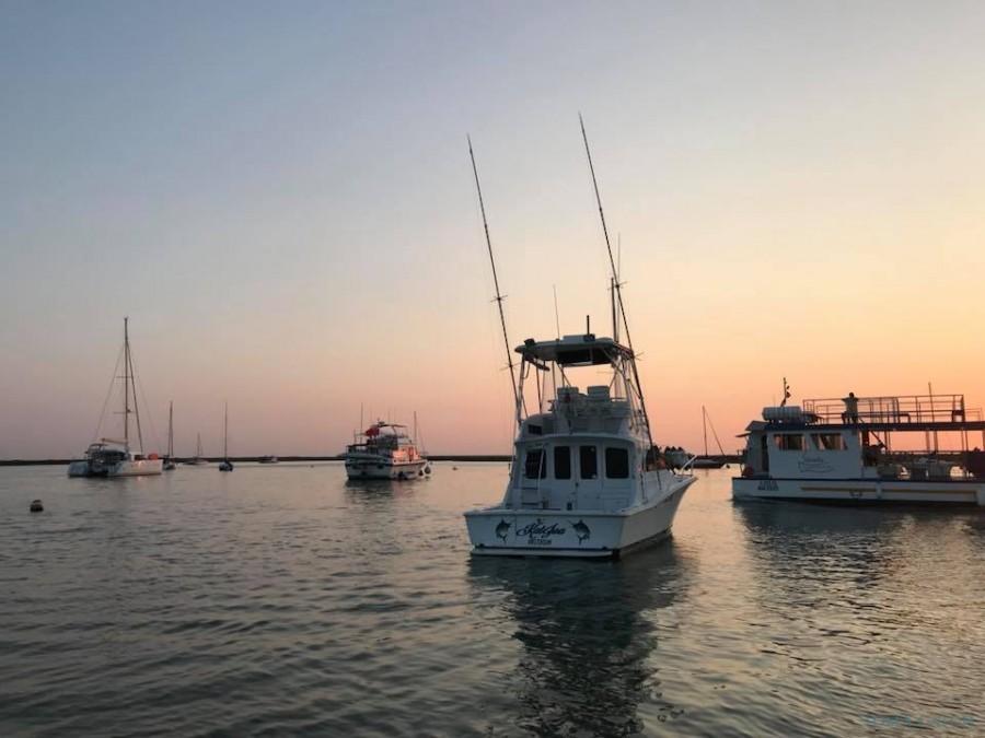 Zona de pesca Faro