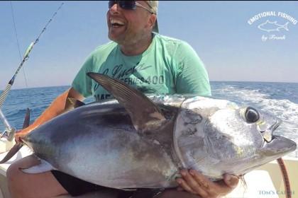 Charter de pesca La Bamba