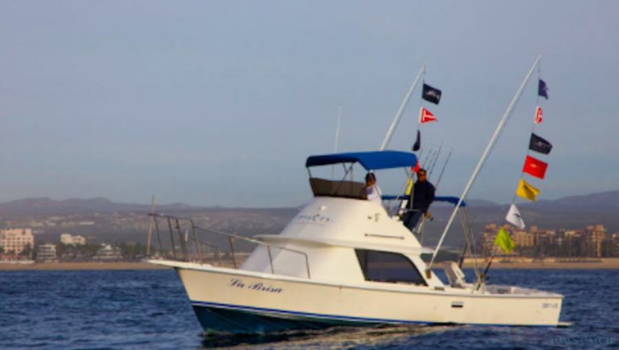 Charter de pesca La Brisa