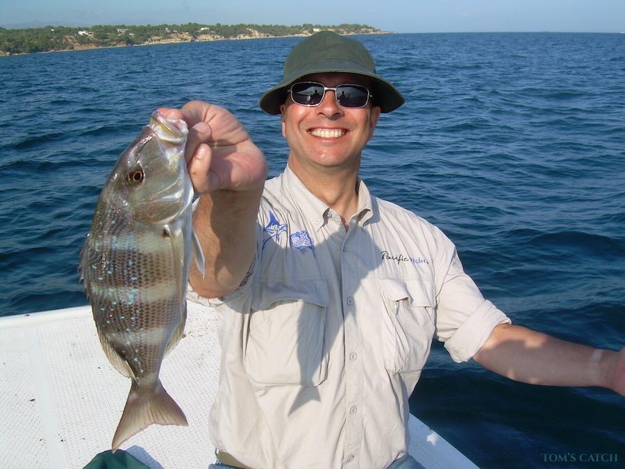Charter de pesca LA CALA DE L´AMETLLA
