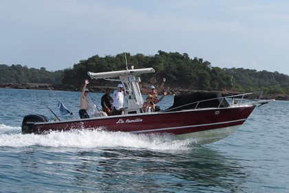 Charter de pesca La Familia