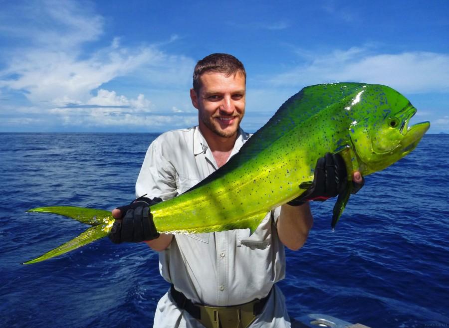 Charter de pesca La Revoltosa