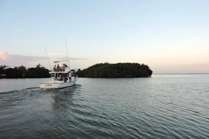 Charter de pesca La Risa