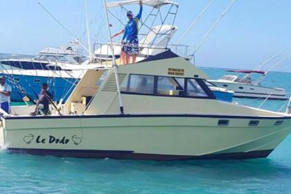 Le Dodo Isla de Mauricio pesca