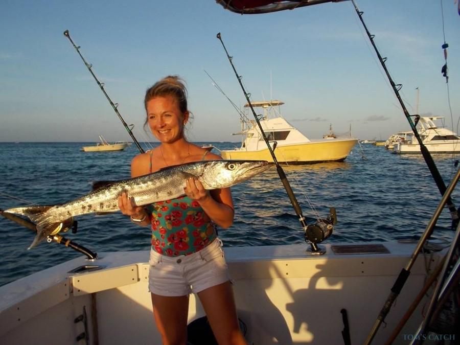 Charter de pesca Lhurs 34