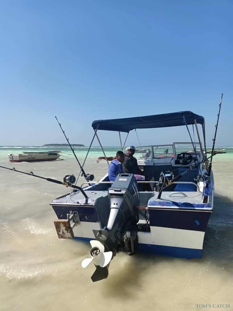 Charter de pesca LIFE IS GOOD II