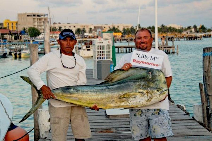 Charter de pesca Lilly-M