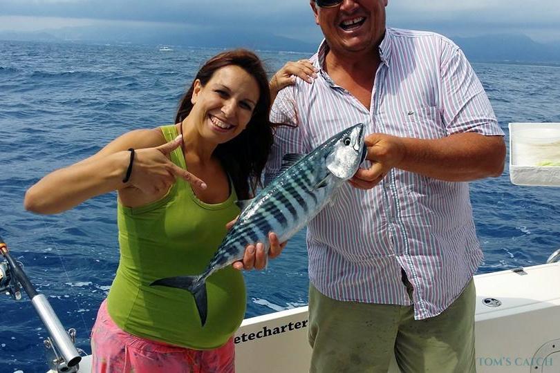 Charter de pesca Llobarrete I