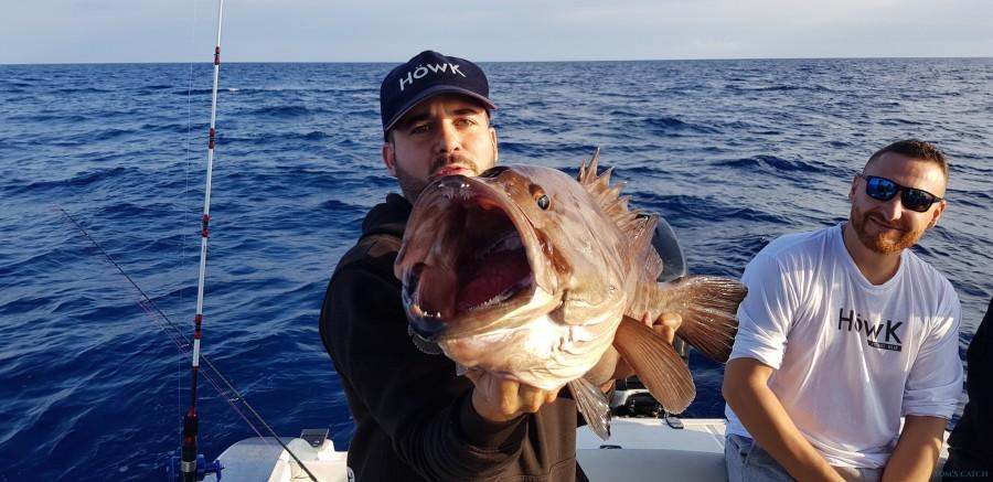 Charter de pesca Lorraine