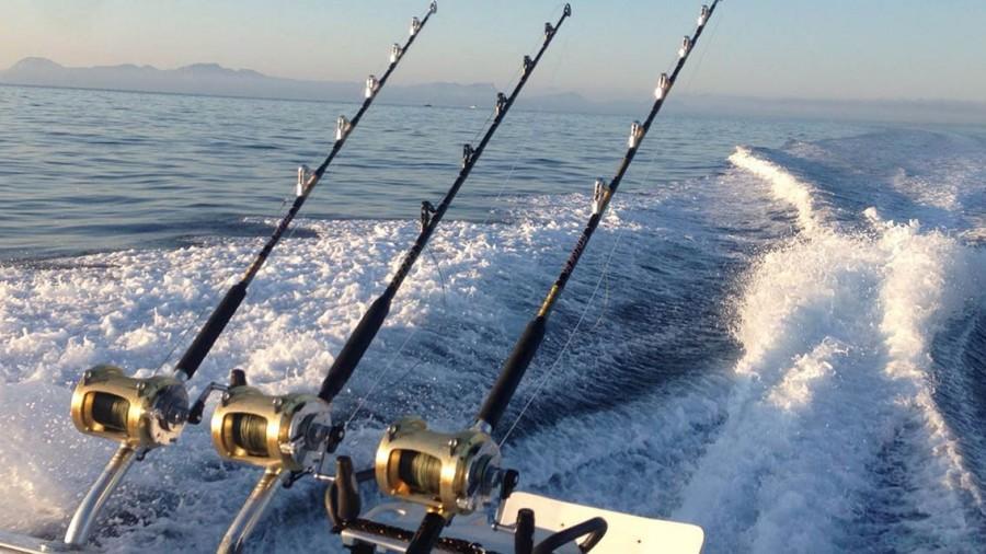 Charter de pesca Mad Max Tiara