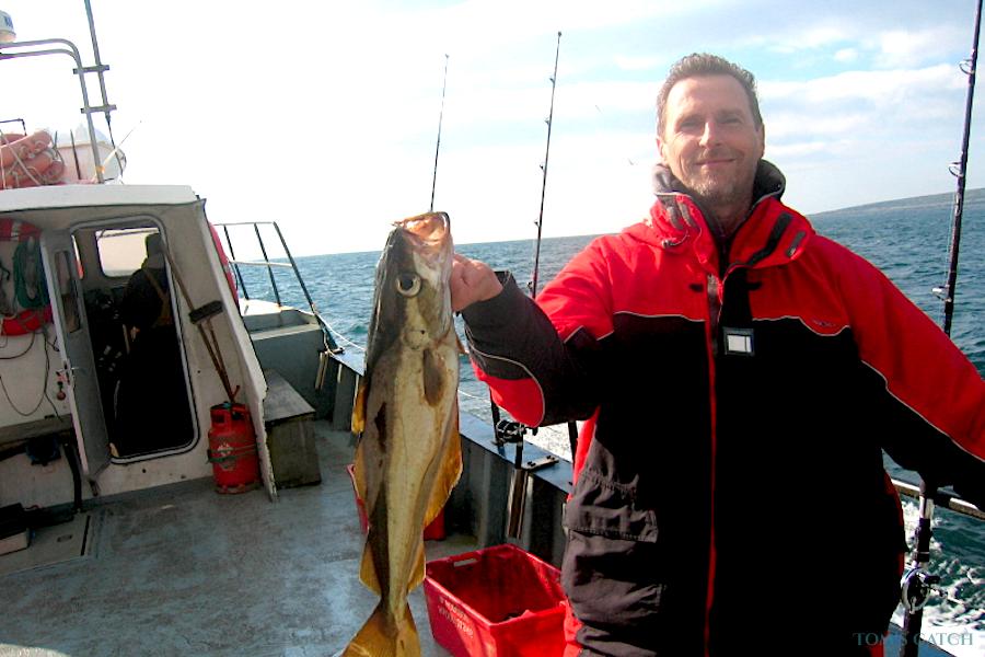 Charter de pesca Maighdean Mara