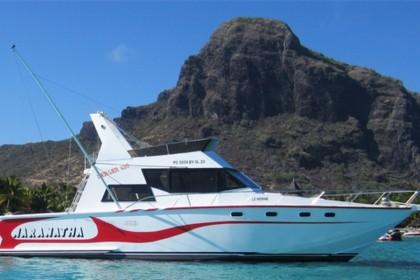 Maranatha Isla de Mauricio pesca