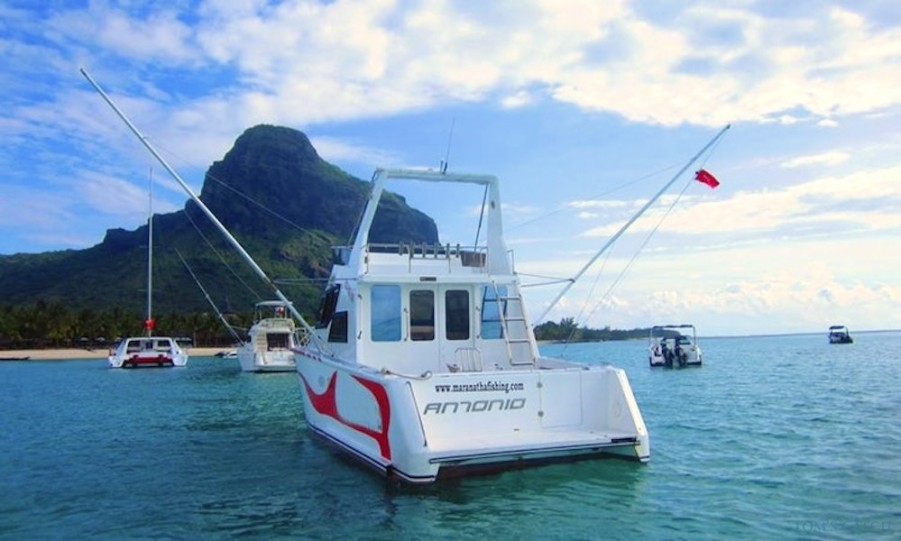 Charter de pesca Maranatha
