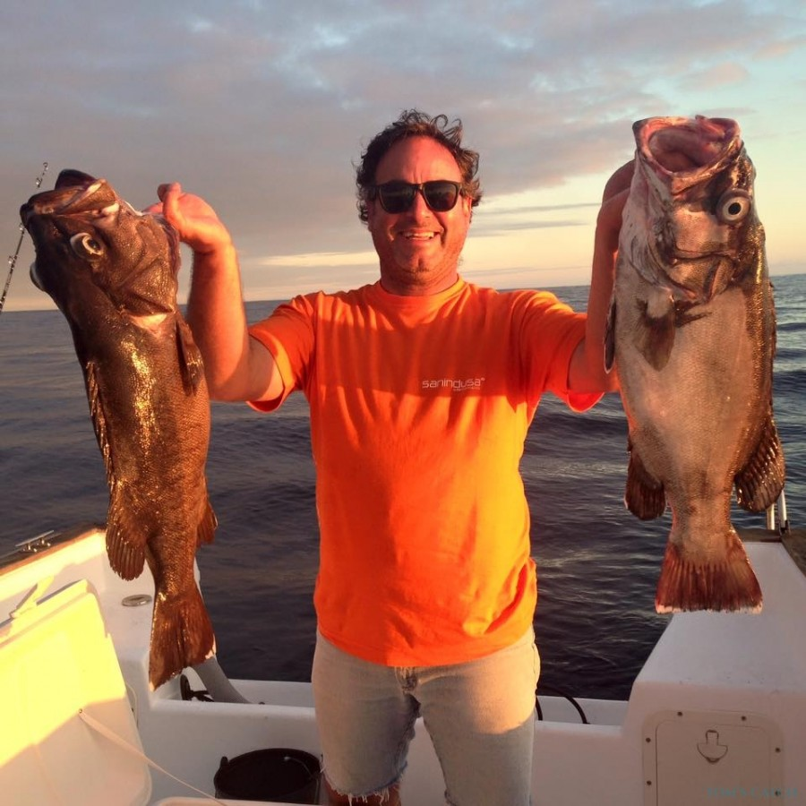 Charter de pesca Mare Nostrum I
