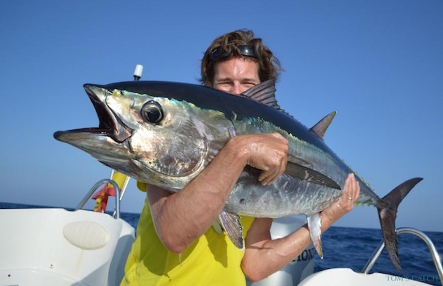 Charter de pesca Maria del Mar