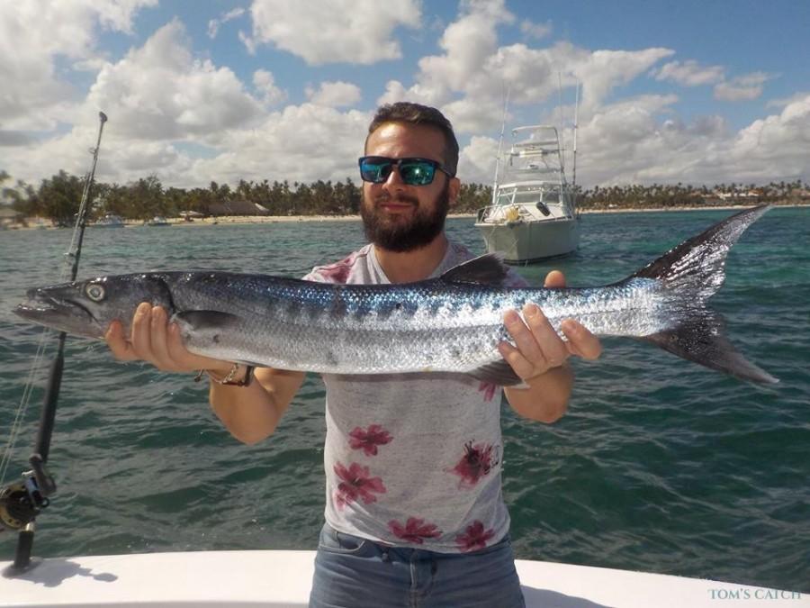 Charter de pesca Marimax