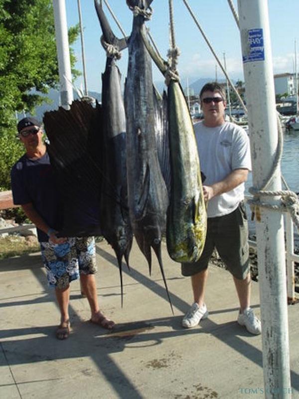 Charter de pesca Miramar II
