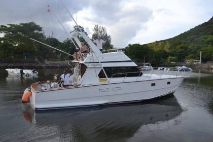 Moana 1 Isla de Mauricio pesca