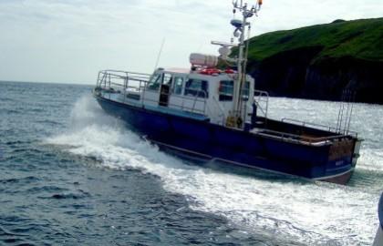 Molly'O Irlanda pesca