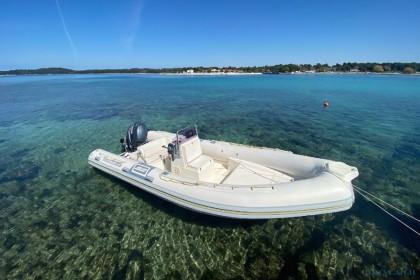 Mora Croacia pesca