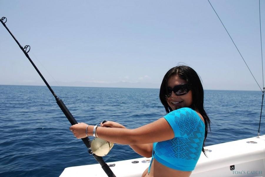 Charter de pesca MV PlayHouse