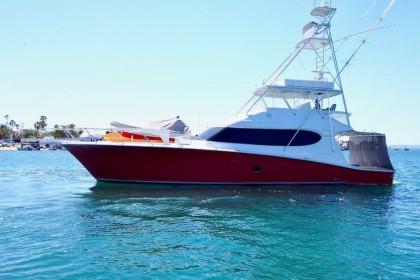 Charter de pesca MV Rama III