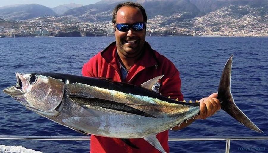 Charter de pesca MY Balancal