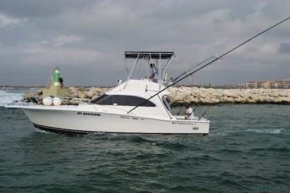 Charter de pesca My Obsession