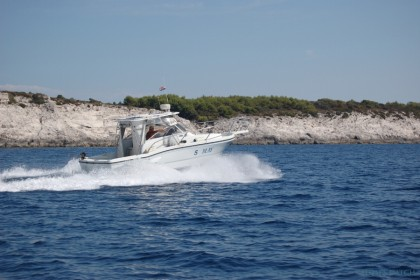 My Way Croacia pesca