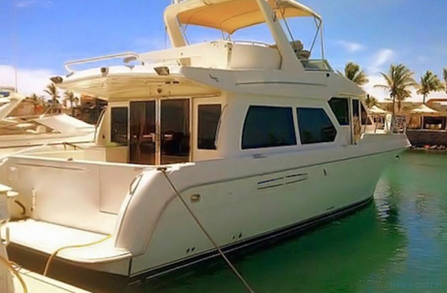 Charter de pesca Navigator