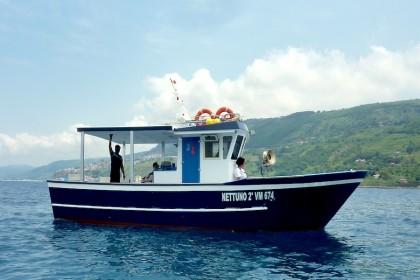Nettuno Italia pesca