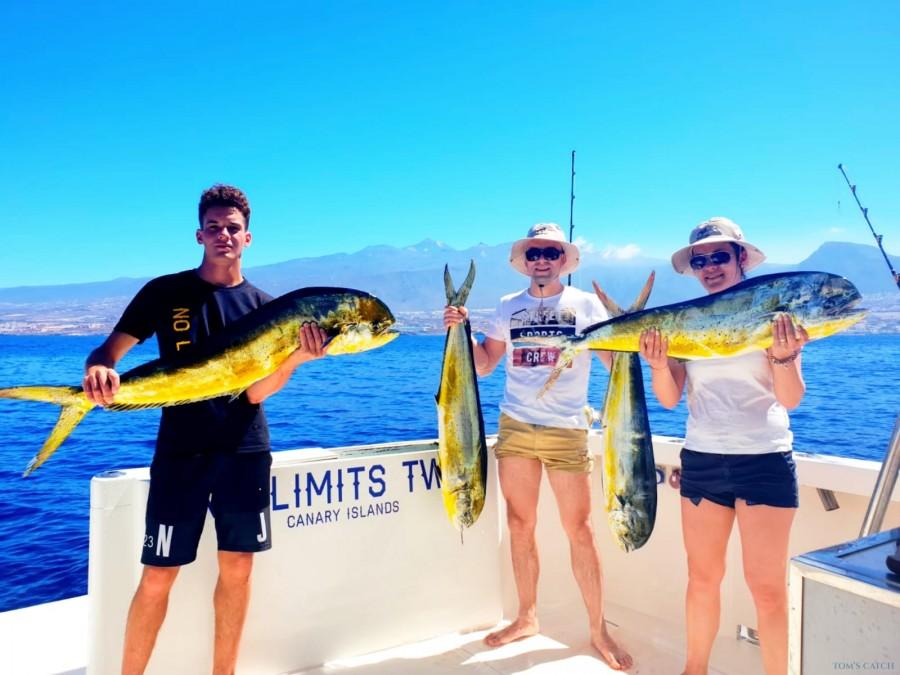 Charter de pesca No Limits One