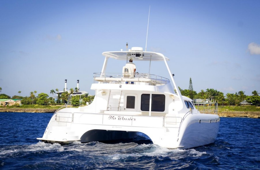 Charter de pesca No Worries