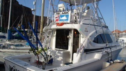 Charter de pesca Noalex